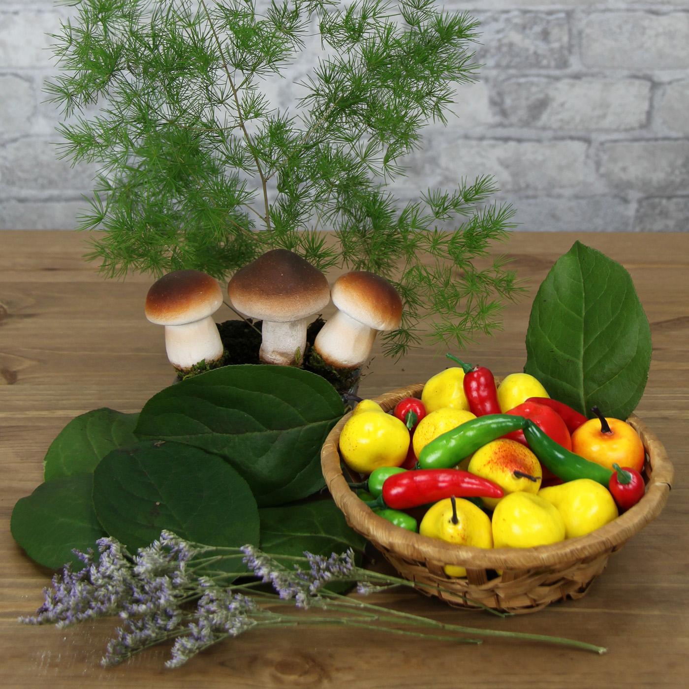 Декор «Растения» в ассортименте